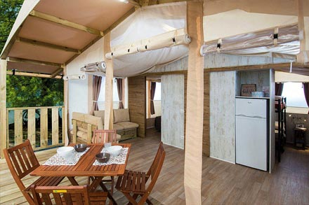 Safari Trend Lodge