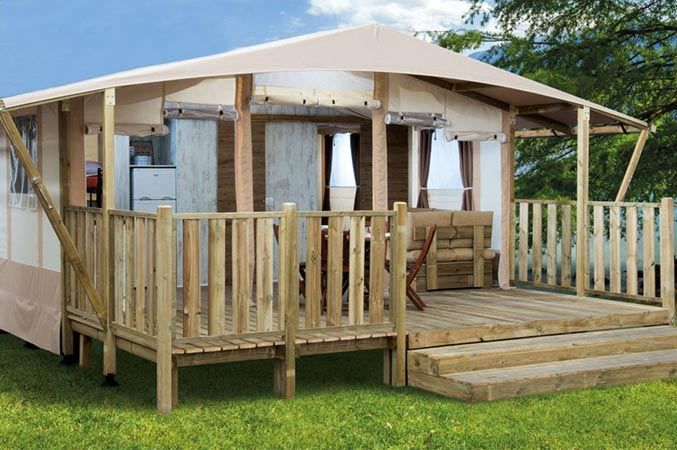 Vacances Glamping, Ile d'Elbe
